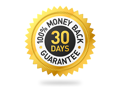 30–Day Money–Back Guarantee
